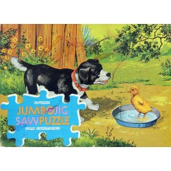 1025 Jumbo - Hond met...