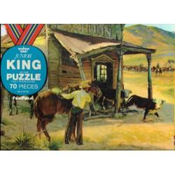 K 70-1/6 King - Cowboys bij...