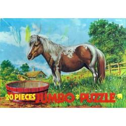 1026 Jumbo - Paard in de...